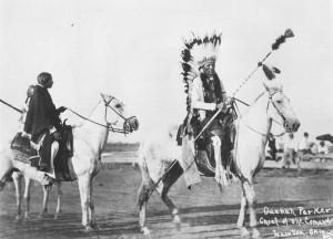 Quanah_Parker_on_horseback