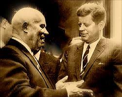 JFK & Kruschev