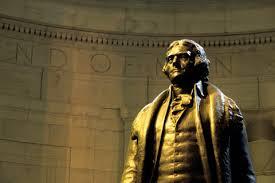 Jefferson statue 1
