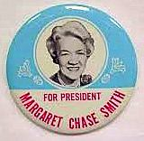 Margaret Chase Smith button