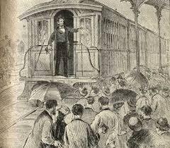Lincoln Farewell