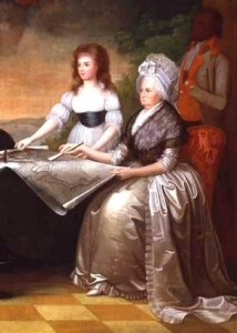 Martha Washington Family_ National Gallery of Art_