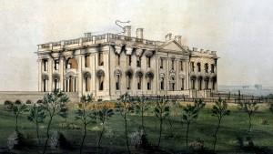 White House 1800