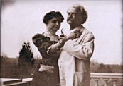 Helen Keller & Mark Twain
