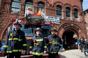 Boston Fire Men