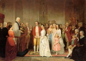 washington marriage