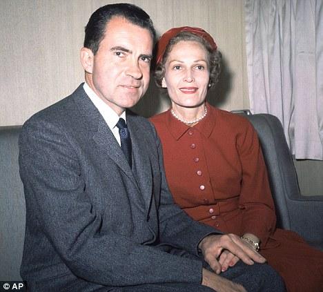 Pat & Dick Nixon