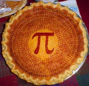 Pi-Pie day