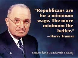 Truman minimum wage